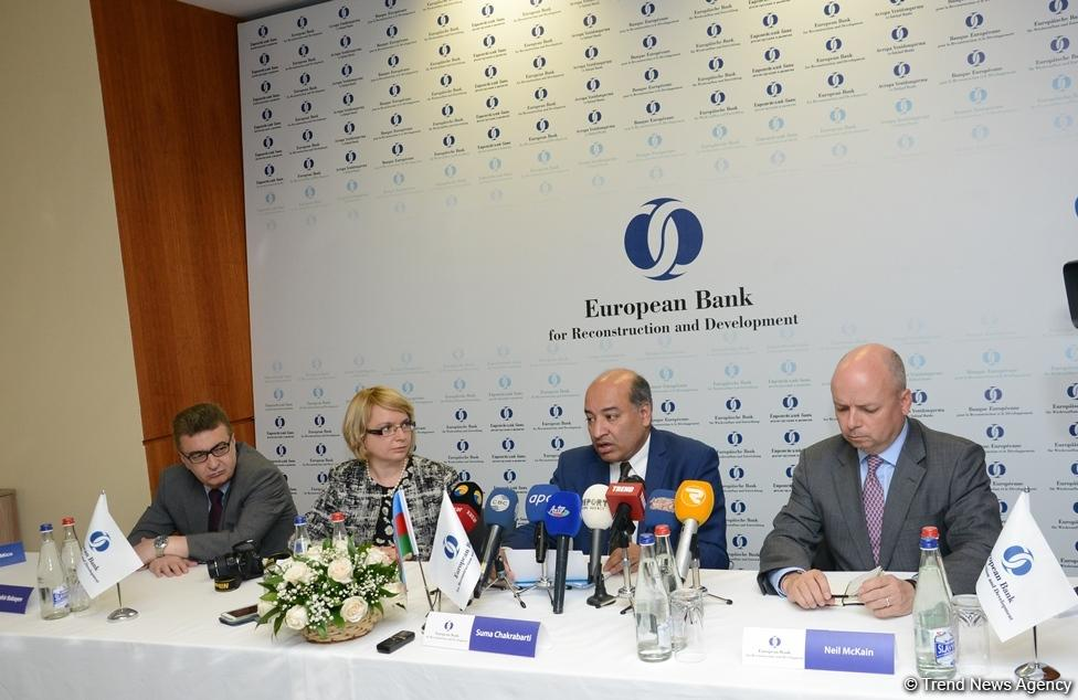 EBRD investments in Azerbaijan in 2 years total $270M