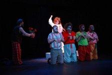Азербайджанские мимы с успехом выступили в Грузии (ФОТО) - Gallery Thumbnail
