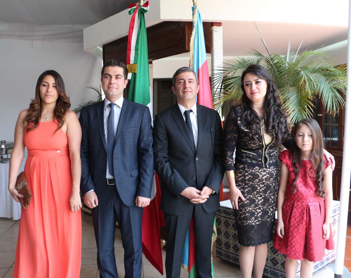 Mexikoda 28 May - Respublika Günü qeyd olunub (FOTO)