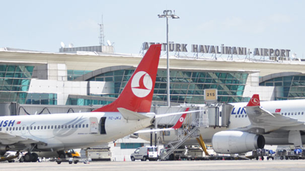 Security measures tightened in Turkey's airports