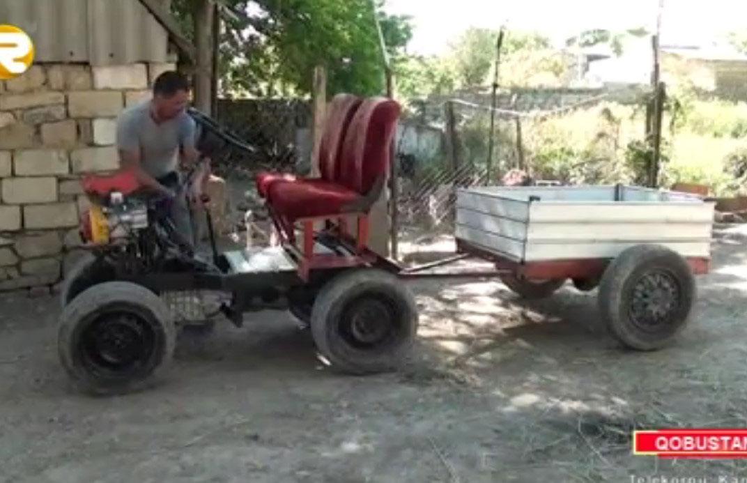 """350 manata """"milli traktor"""" (FOTO)"""