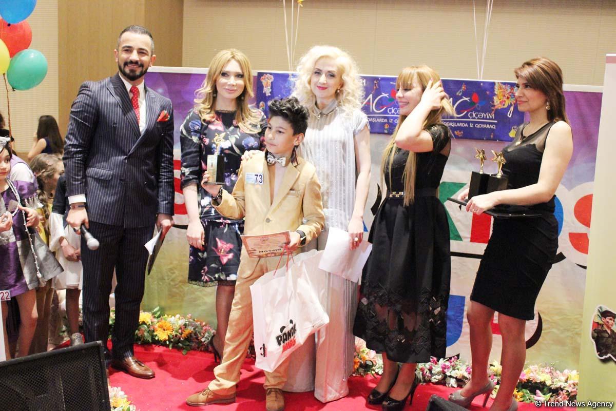 В Баку определились победители Star Kids Fashion Show (ФОТО) - Gallery Image