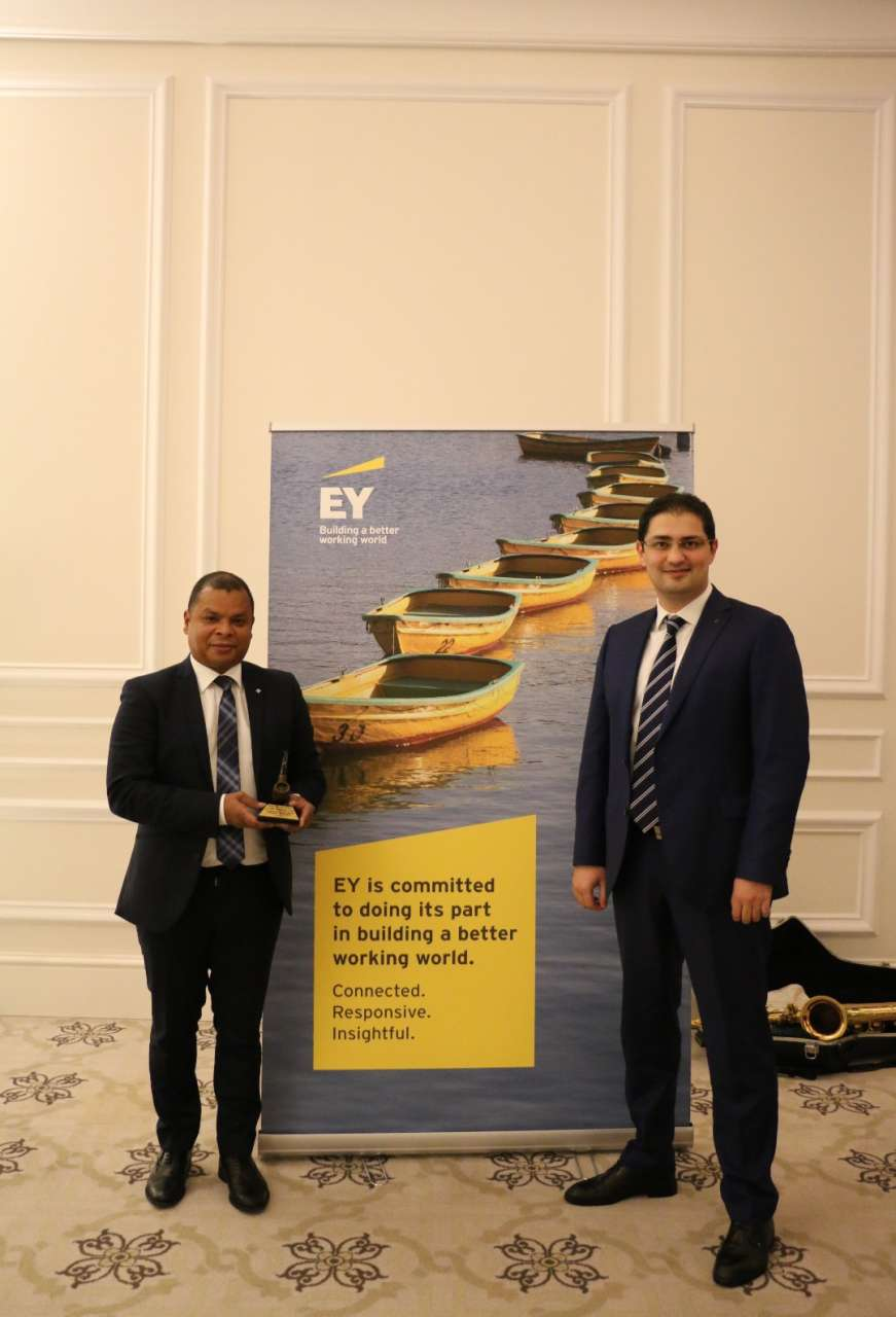EY and BBG announce the winner of the 3rd  Robin Bennett award (PHOTO) - Gallery Image