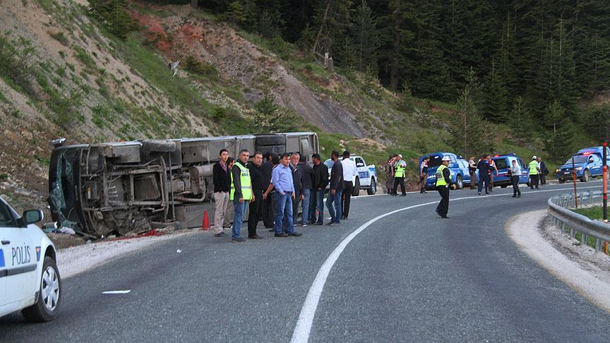 Major road accident in Turkey: about 50 injured