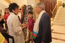 В Ташкенте состоялась презентация азербайджанского кялагаи (ФОТО) - Gallery Thumbnail