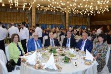 Azərbaycan diasporunun inkişafında xidmətləri olan şəxslərə mükafatlar təqdim edilib (FOTO) - Gallery Thumbnail