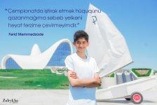 Юные азербайджанские яхтсмены – под парусом от Каспия до Средиземноморья (ФОТО) - Gallery Thumbnail