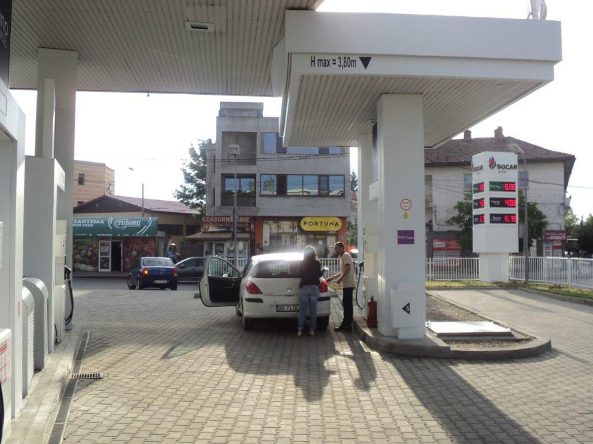 Azerbaijan's SOCAR expanding filling stations network in Romania - Gallery Image