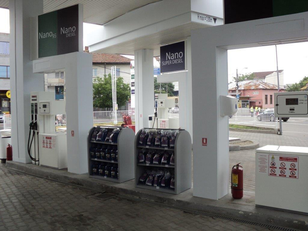 Azerbaijan's SOCAR expanding filling stations network in Romania