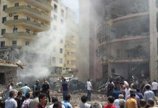 Bomb attack on police station in Turkey, 3 killed (UPDATING) (PHOTO)