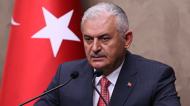 Yildirim: Assad can stay in power during transition gov't