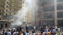 В Турции вновь взорван заминированный автомобиль, трое погибших (Обновляется) (ФОТО) - Gallery Thumbnail