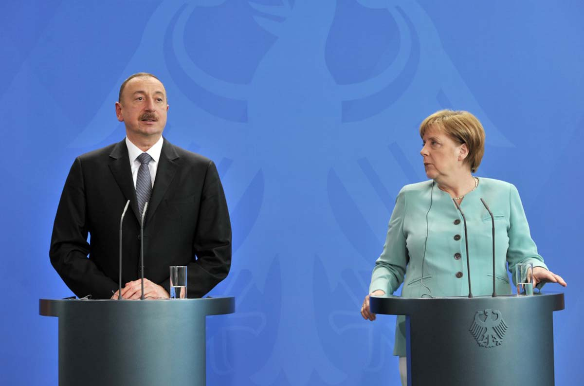 Ilham Aliyev: We had to defend ourselves from Armenian aggression - Gallery Image