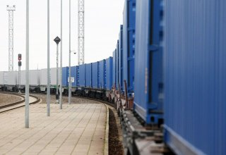 Cargo transportation via Baku-Tbilisi-Kars railway in Q1 2021 increases