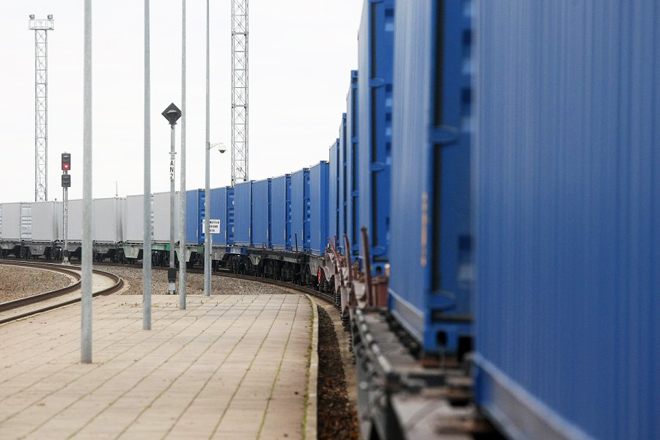 Kazakhstan increases export of chemical goods to Azerbaijan via railways