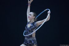 Azerbaijani gymnasts prepare for European championships in Israel (PHOTOS) - Gallery Thumbnail