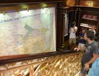 Фернандо Алонсо посетил Центр Гейдара Алиева (ФОТО) - Gallery Thumbnail