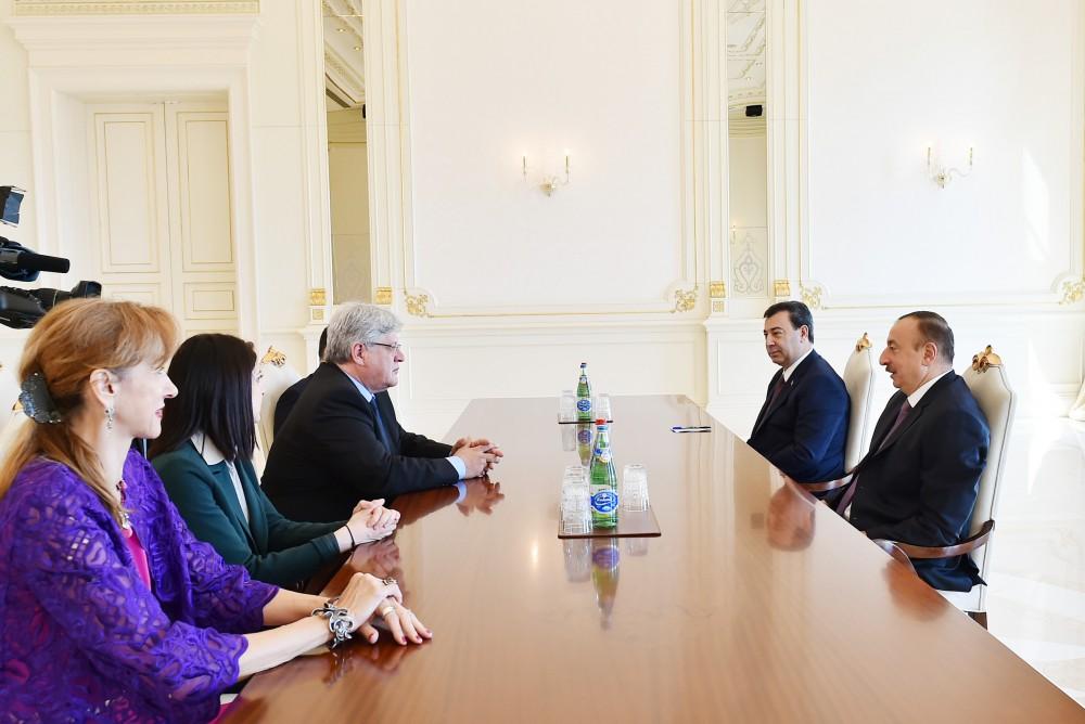 Президент Ильхам Алиев: Азербайджан является одним из самых активных членов ПАСЕ