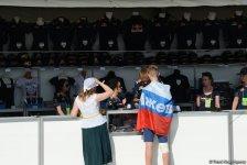 Formula 1 için Bakü'ye gelen turistler yerli kültürün tadını çıkardılar (Fotoğraf) - Gallery Thumbnail