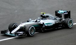 F1 Second Practice Session in Baku wraps up - Gallery Thumbnail