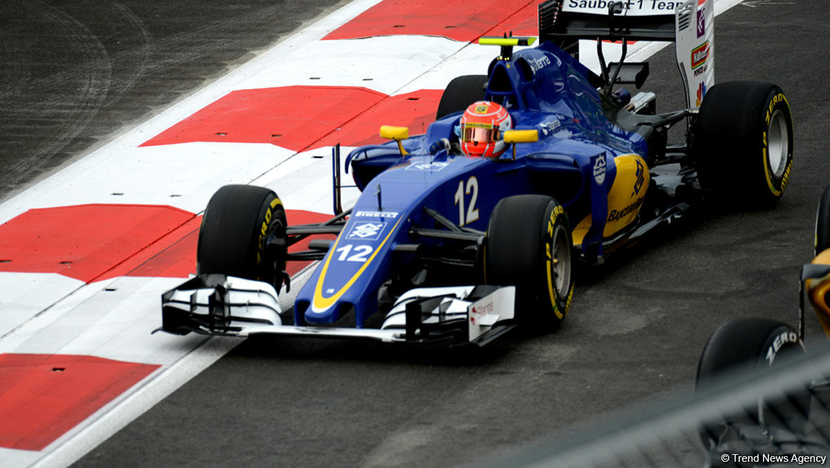 F1 Second Practice Session in Baku wraps up