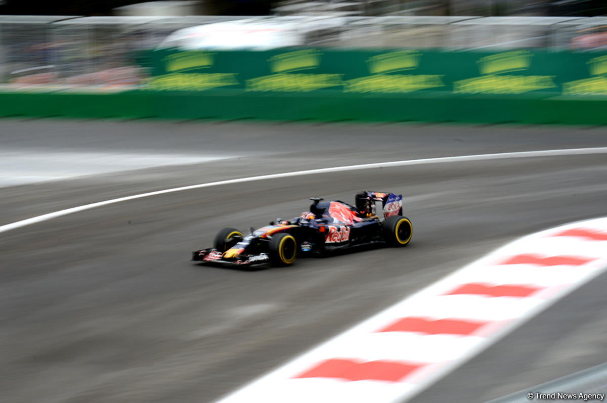 F1 Third Practice Session in Baku wraps up