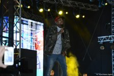 Chris Brown performs in Baku as part of F1 Grand Prix (PHOTO) - Gallery Thumbnail