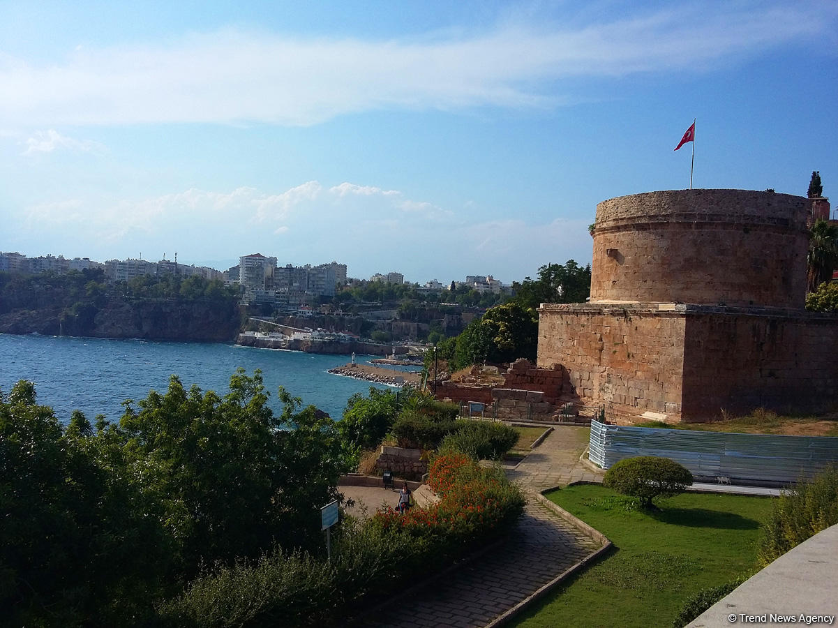 Turkey reveals number of tourists in Antalya in January