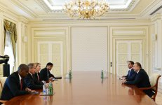 President Aliyev meets high-ranking US State Department official - Gallery Thumbnail