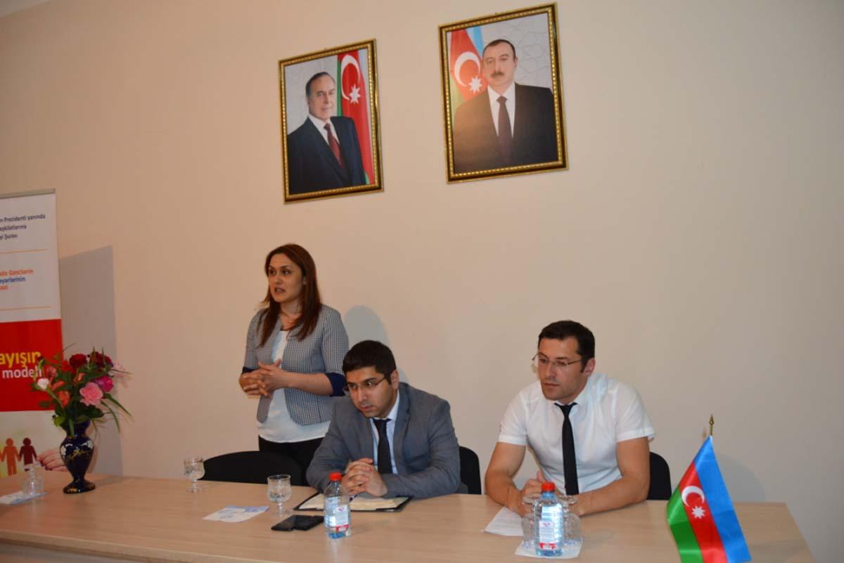 Birgəyaşayışın Azərbaycan modeli - QHT Şurasının layihəsi (FOTO) - Gallery Image