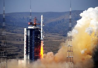 China's Long March-5B carrier rocket's last stage enters atmosphere