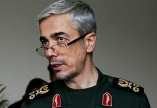 Iran's top commander threatens US over sanctioning IRGC