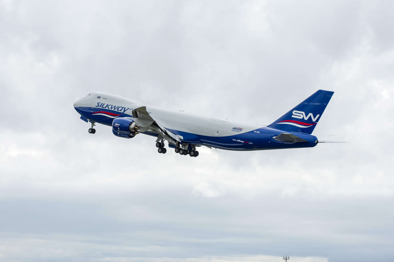 Silk Way West Airlines launches direct flights to Chicago