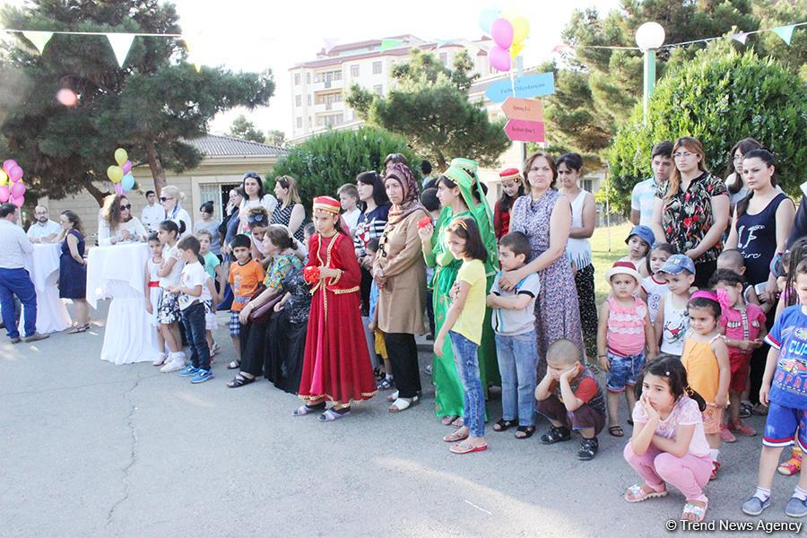 Праздник в Детской деревне SOS Азербайджан: Дом, полный любви каждому ребенку (ФОТО) - Gallery Image