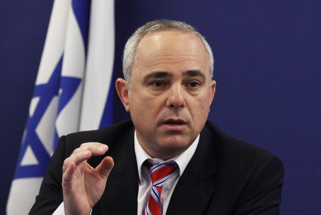 İsrail Enerji Bakanı Steinitz Türkiye'ye gelecek