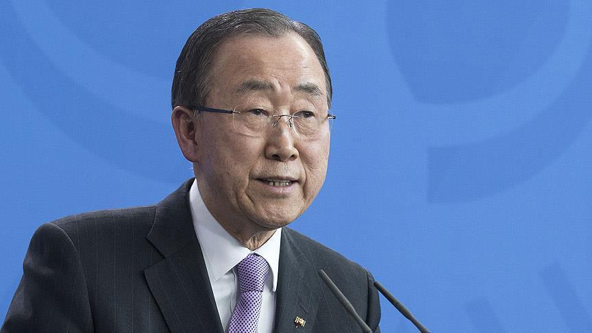 UN secretary-general condemns North Korea's nuclear test