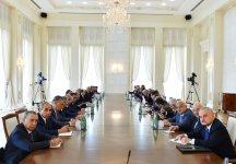 Под председательством Президента Азербайджана прошло заседание Кабмина по итогам социально-экономического развития в I полугодии (ФОТО) - Gallery Thumbnail