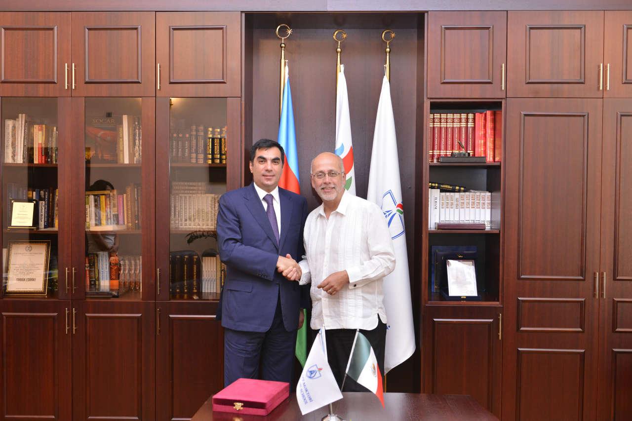 Мексиканский посол посетил БВШН