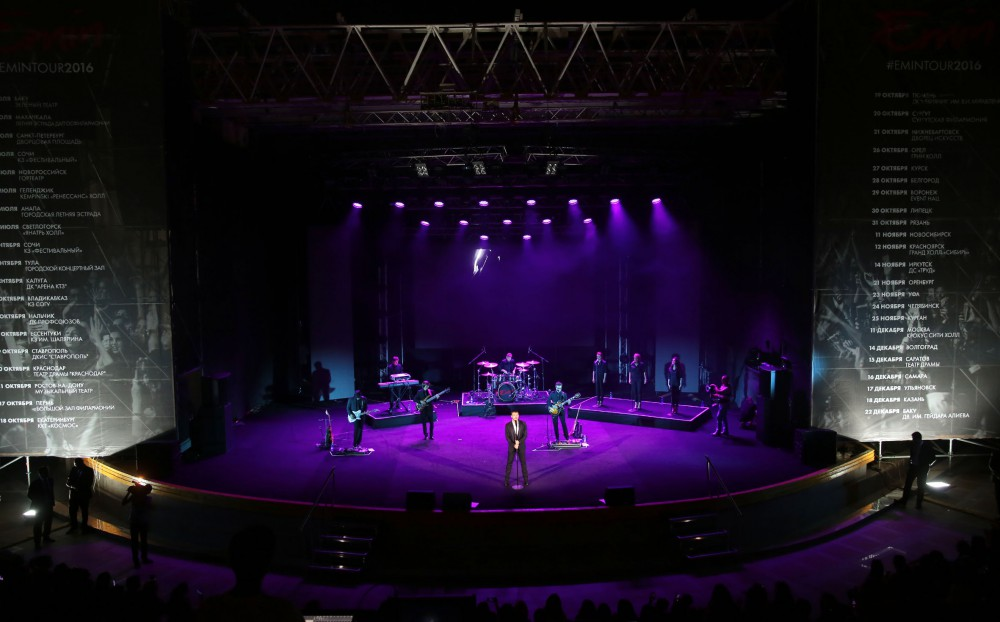 EMIN выступил с потрясающим концертом в Зеленом театре Баку (ФОТО) - Gallery Image