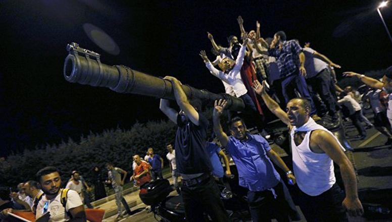 İstanbul'daki darbe girişimi iddianamesi kabul edildi