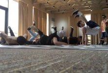 На Бакинском бульваре будут проводиться бесплатные уроки  по танцам (ФОТО) - Gallery Thumbnail