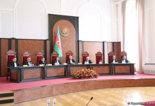 Azerbaijani Constitutional Court approves draft amendments to constitution