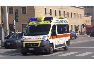 Italy reports third coronavirus death