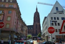 Путешествие в Европу: Жара - она и во Франкфурте жара (часть 1 - ФОТО) - Gallery Thumbnail