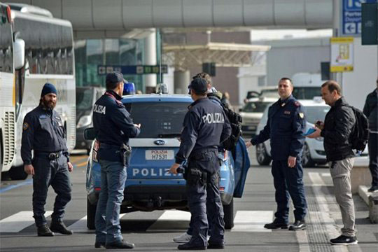 Attacker and one adult die in Slovak school assault