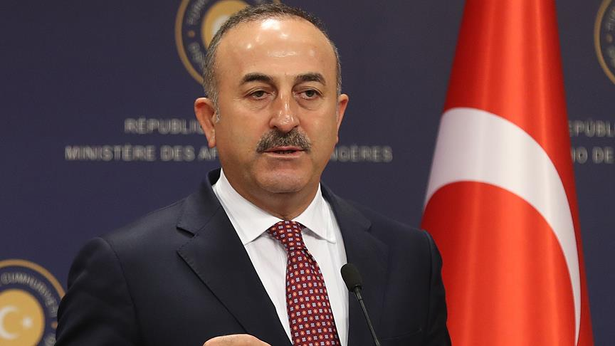 Turkish FM: OSCE should help resolve frozen conflicts