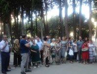 В Баку почтили память Муслима Магомаева (ФОТО) - Gallery Thumbnail