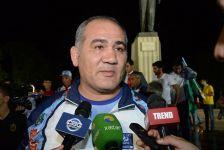 Azerbaijan's Olympians visit Heydar Aliyev's monument (PHOTO) - Gallery Thumbnail