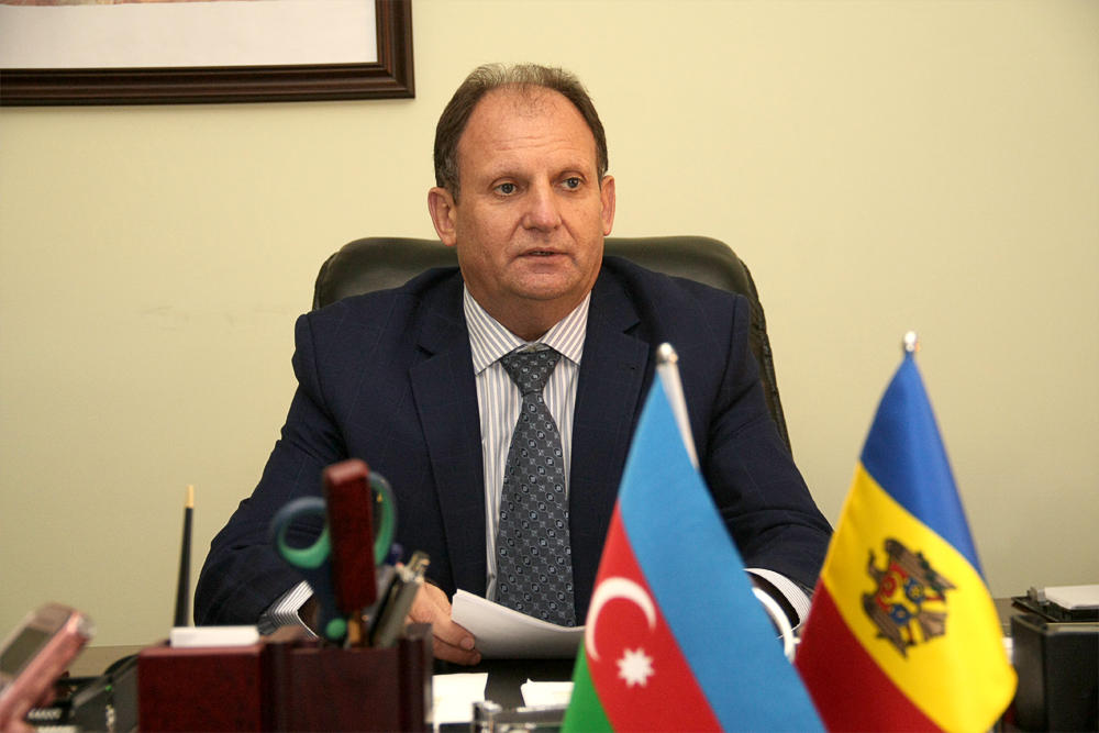 Moldova interested in cooperation with Azerbaijan (PHOTO) - Gallery Image