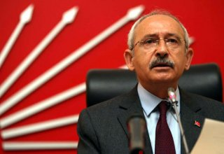 Turkish opposition party nominates its presidential candidate